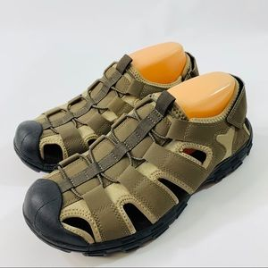 Skechers Gander Fisherman Sandals New!